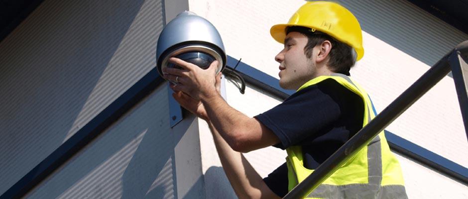CCTV Installer Near Mear